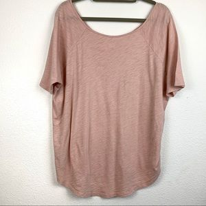 Lou and Grey Extra Large Short Sleeve Top